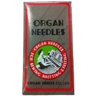 Brother 100 PC Box Organ 80_12 Sewing Needles