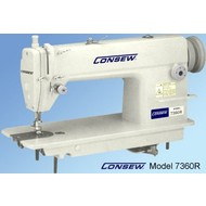 Consew Consew 7360R - Ultra High Speed, Single Needle, Drop Feed Lockstitch Machine