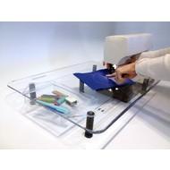 Juki MO 2000 MO1000 QVP Acrylic wide table