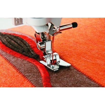 Fringe Foot. Fits all Brother home-use sewing machines; including the NV6000D