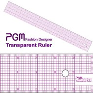 PGM Pattern Grading Ruler