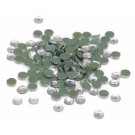 Graphtec Silhouette Rhinestone Crystal Clear 16SS 500 pieces