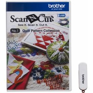 Brother No. 1 Quilt Pattern,