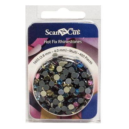 Brother Multi Color Rhinestones 16ss Refill Pack