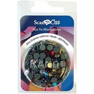 Brother Multi Color Rhinestones 20ss Refill Pack