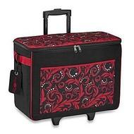 Scan n Cut Tote Bag Red