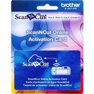 Brother WIRLESS ON-LINE ACTIVATION CARD
