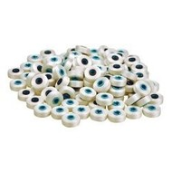 100 pack of prewound L bobbins-- white