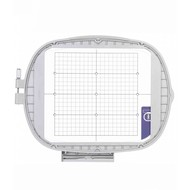 Square Embroidery Hoop 8x8 for only the Quattro NV6000D