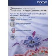 Multi Needle Cutwork Kit for PR1000, PR1000E, PR650 and PR650E