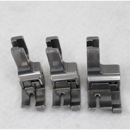 2 mm, 5 mm and 8 mm 3-Piece Spring Action Guides for Foot and (PQ Series)