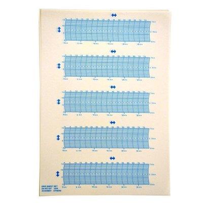 Brother My Custom Stitch Grid Sheets