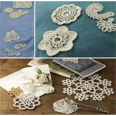 Embroidery USB Crochet Lace Collection