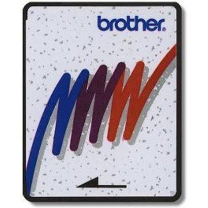 "Brother Blank 4 Megabit Card for PE-DESIGN"" 4.0 - 6.0"