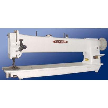 Consew Consew 40RBL40 Long Arm Walking Foot Needle Feed Sewing Custom Sewing Machines Atlanta