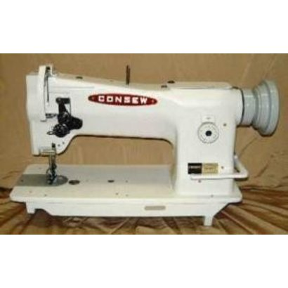 Consew Consew 206RB5 Walking Foot Needle Feed Upholstery Sewing Machine Head Only