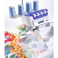 December 15 Beginner Hands On Serging Class