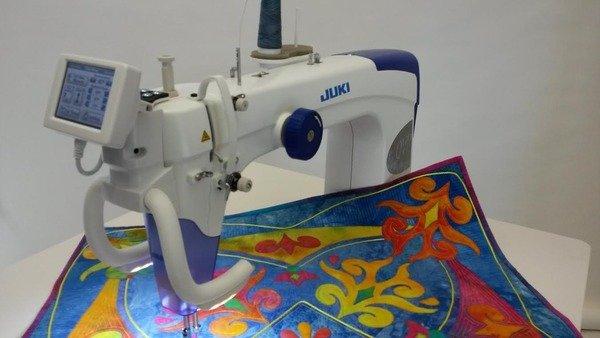 juki longarm quilting machine