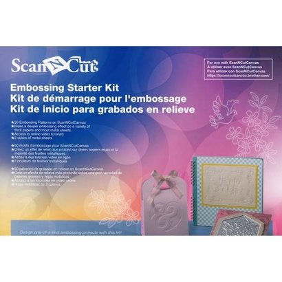 Brother Embossing  Kit