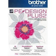 Brother PE-DESIGN PLUS2 - [Call For Pricing]