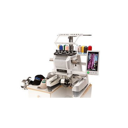 August 4 Multi-needle Embroidery Machines –  Tips, Tricks, Maintenance, and Backing th