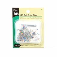 Checker Ball Point Pin Size 17 - 1 1/16in 175ct