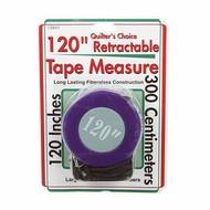 Checker Retractable Tape Measure 120in