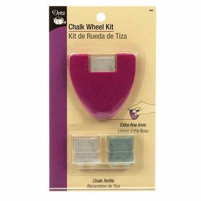 Checker Chalk Wheel Kit