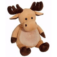 Checker Mikey Moose Buddy 16in
