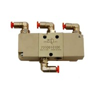 Viper Emergency Stop Controller Valve