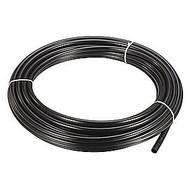 Viper Black Nylon Tubing 6mm (1ft)