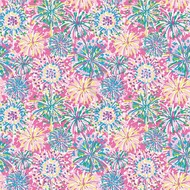 "Oracal 651 Patterned Adhesive Vinyl - Boom Boom Pink 12"" x 12"" sheet"