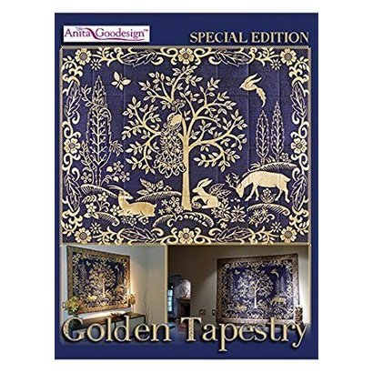 Anita Goodesign Special Editions: Golden Tapestry