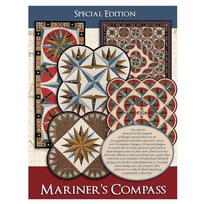 Anita Goodesign Special Editions: Mariner's Compass