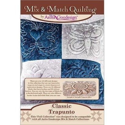 Anita Goodesign Full Collections: Classico Trapunto