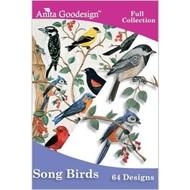 Anita Goodesign Full Collections: Songbird