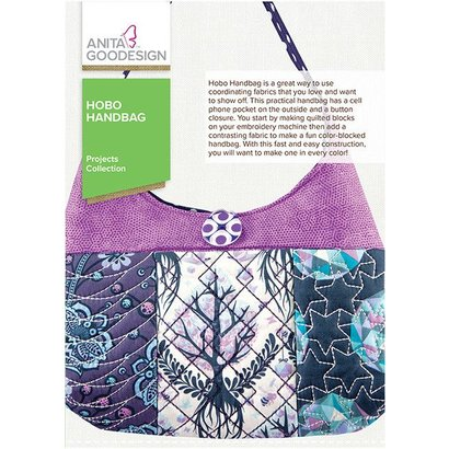 Anita Goodesign Mini Collections: Hobo Bag