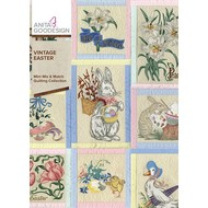 Anita Goodesign Mini Collections: Vintage Easter