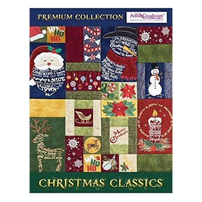 Anita Goodesign Premium Editions: Christmas Classics