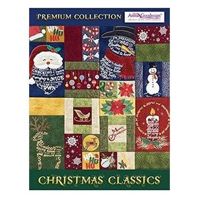 Anita Goodesign Premium Editions: Christmas Classics