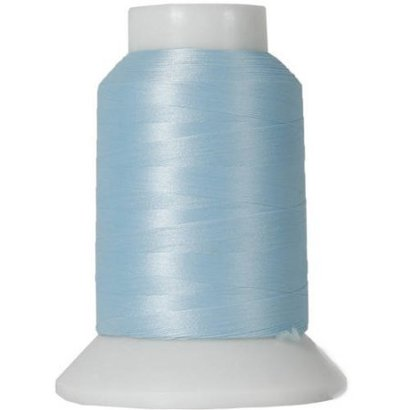 Checker Woolly Nylon Thread 1000m 126 Light Blue