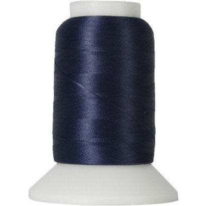 Checker Woolly Nylon Thread 1000m 139 Navy