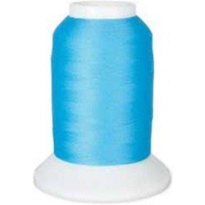 Checker Woolly Nylon Thread 1000m 127 Medium Blue