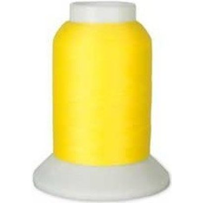 Checker Woolly Nylon Thread 1000m 181 Bright Yellow