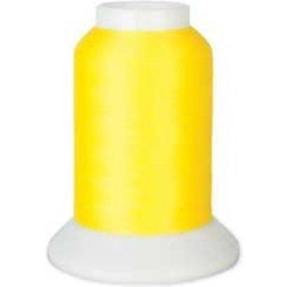 Checker Woolly Nylon Thread 1000m 235 Dark Yellow