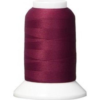 Checker Woolly Nylon Thread 1000m 024 Burgundy