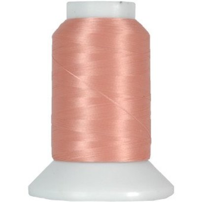 Checker Woolly Nylon Thread 1000m 005 Peach