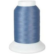 Checker Woolly Nylon Thread 1000m 267 Slate Grey