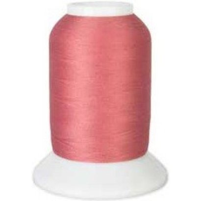 Checker Woolly Nylon Thread 1000m 299 Dark Mauve