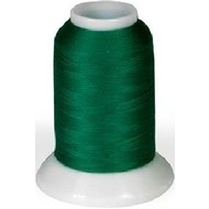 Checker Woolly Nylon Thread 1000m 527 Kelly Green
